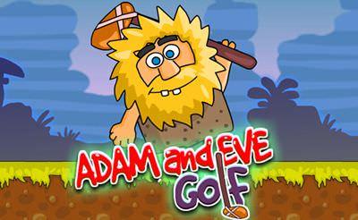 Adam and Eve : Golf