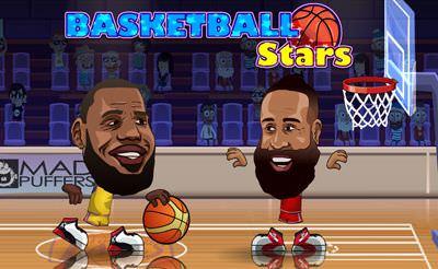 Basketball Star kostenlos spielen