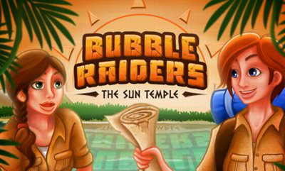 Bubble Raiders Sun Temple