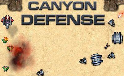 Canyon Defense