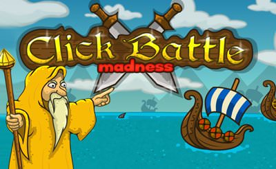 Click Battle Madness