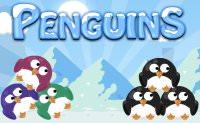 Colorful Penguins