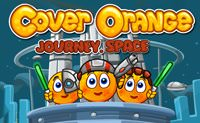 Cover Orange Journey Space