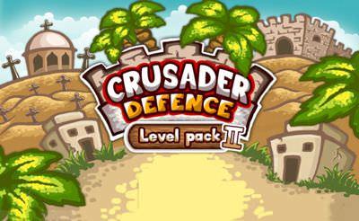 Crusader Defense Level Pack II
