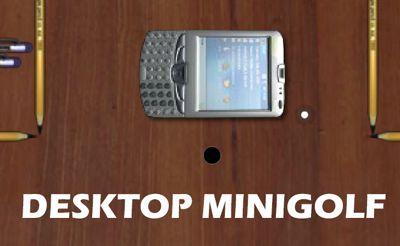 Desktop Mini Golf Redux