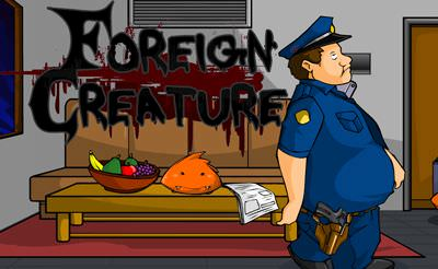 Foreign Creature