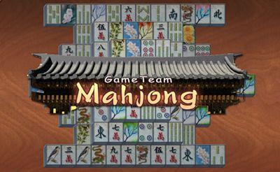 GameTeam Mahjong