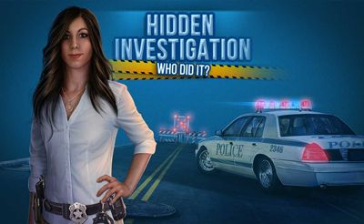 Hidden Investigations: Who did it?