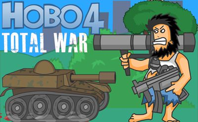Hobo 4 - Total War