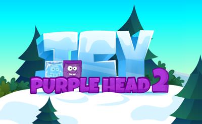 Icy Purple Head 2