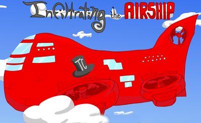Infiltrating the Airship