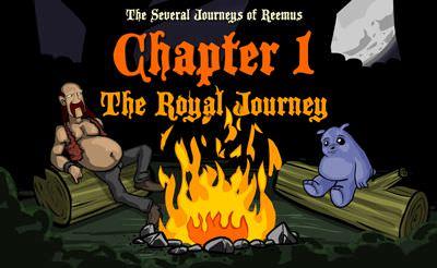 Journeys of Reemus: Chapter 1