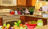 Kitchen Room Hidden Objects