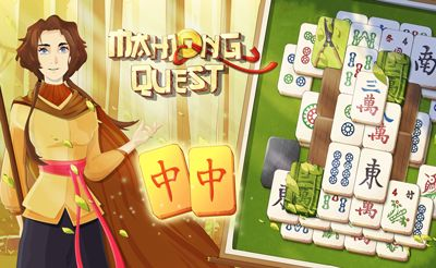 Mahjong Quest Magic