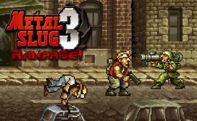 Metal Slug III Rampage