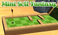Mini Golf 3D Fantasy