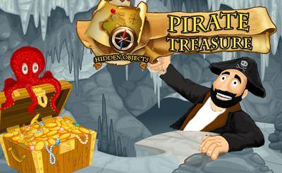 Pirate Treasure Hidden Objects