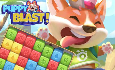 Puppy Blast - Game - Play Online For Free - Download