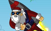 Rocket Santa2