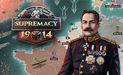 Supremacy 1914 - The Great War