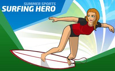 Surfing Hero