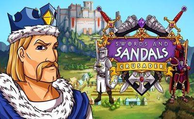 Swords and Sandals Crusader