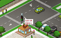 free online games traffic command 2