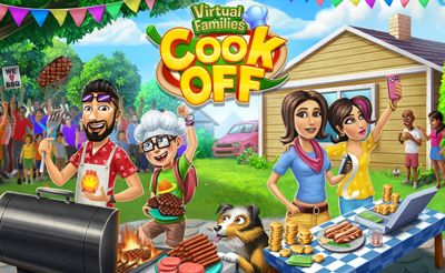 Virtual Families Cook Off...