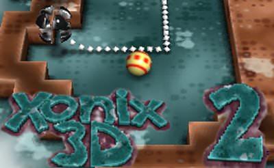 Xonix 3D 2